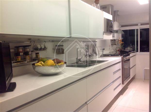 Apartamento à venda com 4 dormitórios em Barra da tijuca, Rio de janeiro cod:799061 - Foto 13