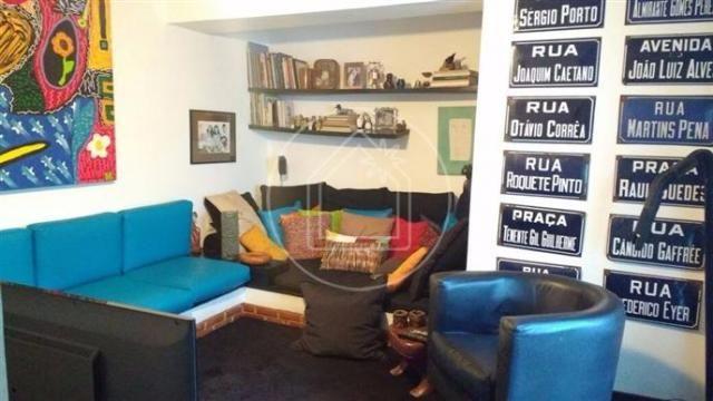Casa à venda com 5 dormitórios em Urca, Rio de janeiro cod:805528 - Foto 14