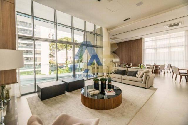 Apartamento Duplex residencial à venda, Campina do Siqueira, Curitiba - AD0004. - Foto 2