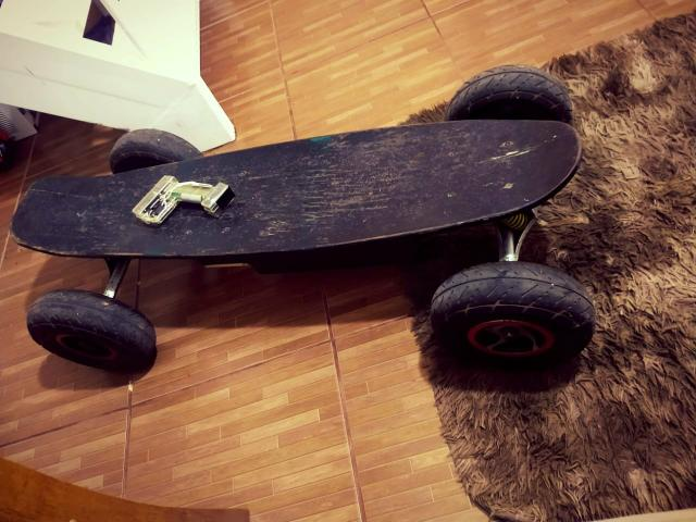 Skate Elétrico - Foto 2