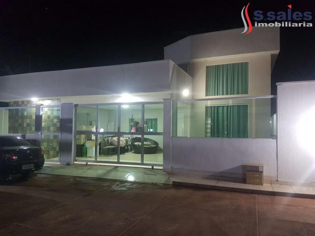Casa à venda com 3 dormitórios em Setor habitacional vicente pires, Brasília cod:CA00432