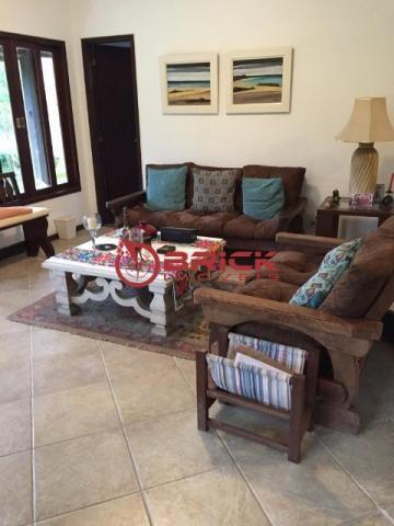 Ótima casa mobiliada para locação com 4 quartos sendo 1 suíte em condomínio no Comary. - Foto 9