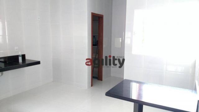 Casa com 3 dormitórios à venda, 234 m² por r$ 495.000,00 - parque das nações - parnamirim/ - Foto 5