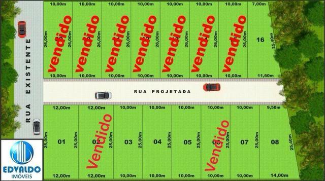 Lotes Parcelados - Sinal + 36x - Ilha Stª Rita - Lançamento