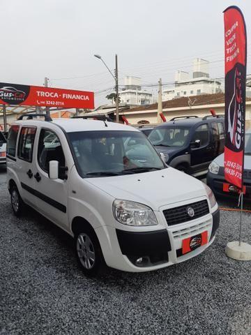 Fiat - Doblo Essence 2012 6 lugares - Foto 6