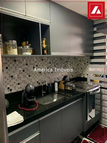 Apartamento Edificio Alvorada - 3/4, mobiliado, 2 vagas, Lindo apartamento - Foto 17