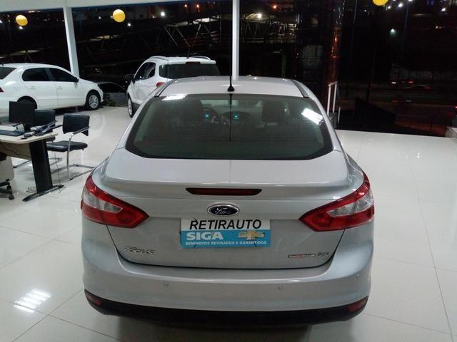Procurar Anderson - Focus sedan 2.0 aut 14/15 prata completo só/53.483km - novo - - Foto 10