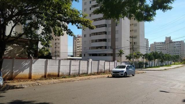 Área com projeto aprovado e fundação pronta para construção de condomínio - Foto 3