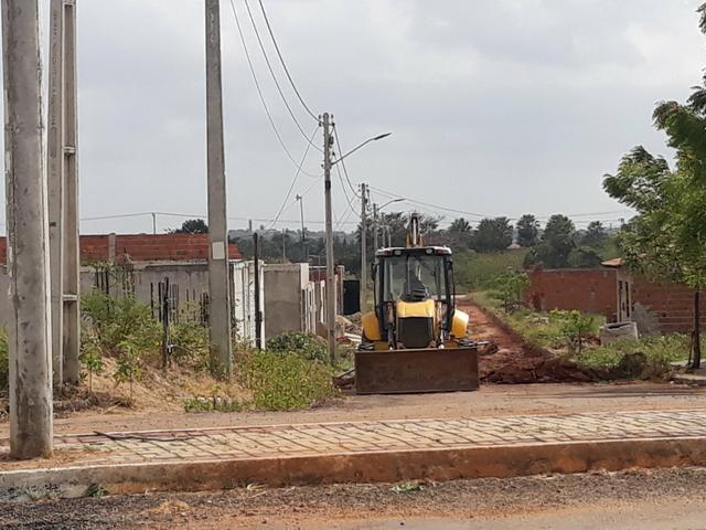 100 asfaltado lote no Maracanaú