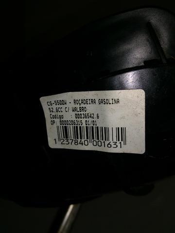 Roçadeira a gazolina - Foto 3