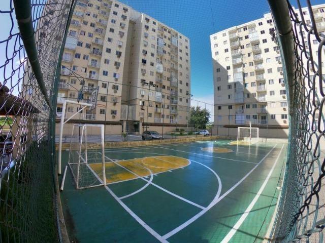 Apartamento de 2 quartos com suíte no Villaggio Limoeiro - Foto 13