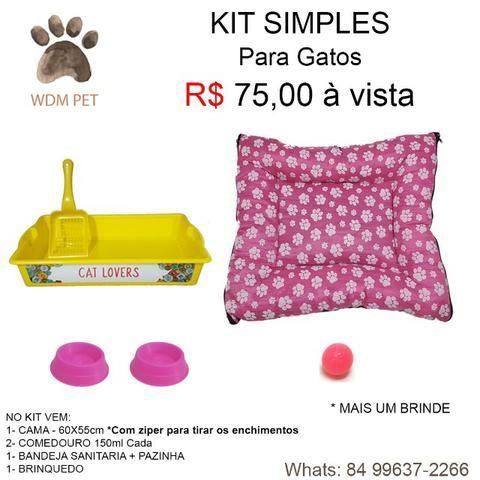 KITs Para Gatos - Foto 2