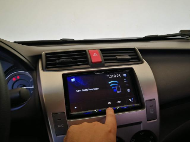 Honda City 2013 - Central Multimídia Pionner _Android Auto e Apple Carplay - Foto 5