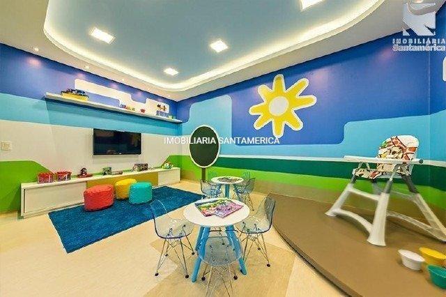Apartamento para alugar com 3 dormitórios em Gleba fazenda palhano, Londrina cod:04656.003 - Foto 19