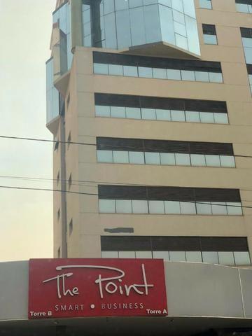 Sala Comercial Térrea 35 m2 Edificio The Point em Frente Posto Bom Clima