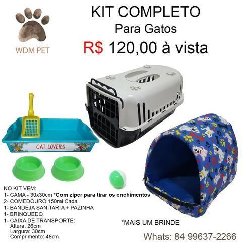 KITs Para Gatos - Foto 3
