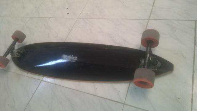Long skate top