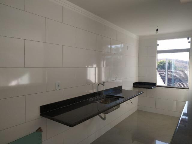 (R$330.000) Casa Nova c/ Garagem Grande - Bairro Morada do Vale - Foto 8