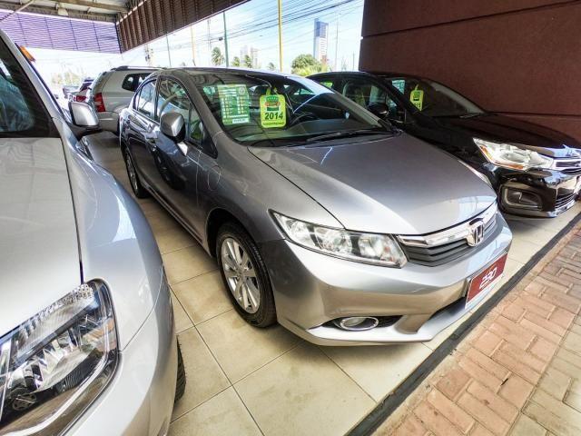 CIVIC 2014/2014 1.8 LXS 16V FLEX 4P AUTOMÁTICO