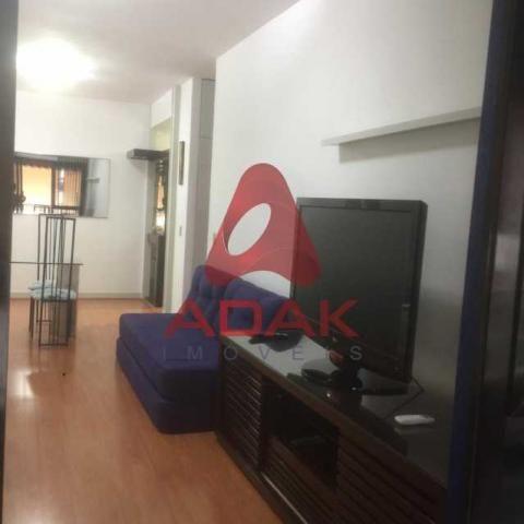 Apartamento para alugar com 1 dormitórios em Copacabana, Rio de janeiro cod:CPAP11341 - Foto 7