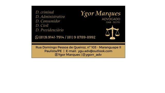 Criminalista Advogado - Foto 2