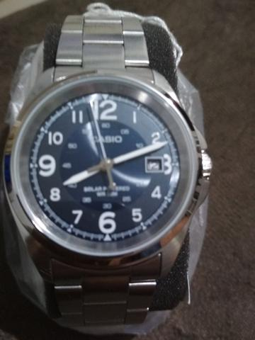 dc831daefcf Relógio Casio Solar