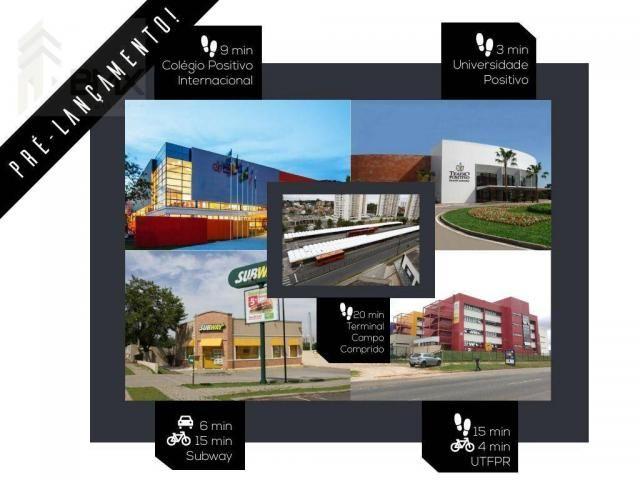 Cobertura à venda por R$ 279.900,00 - Campo Comprido - Curitiba/PR - Foto 3