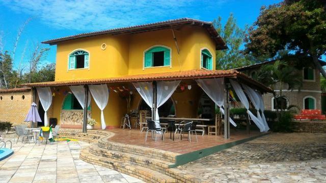 Venício Guimarães Vende Linda mansão no Fortim com píer - Cód 1102 - Foto 2