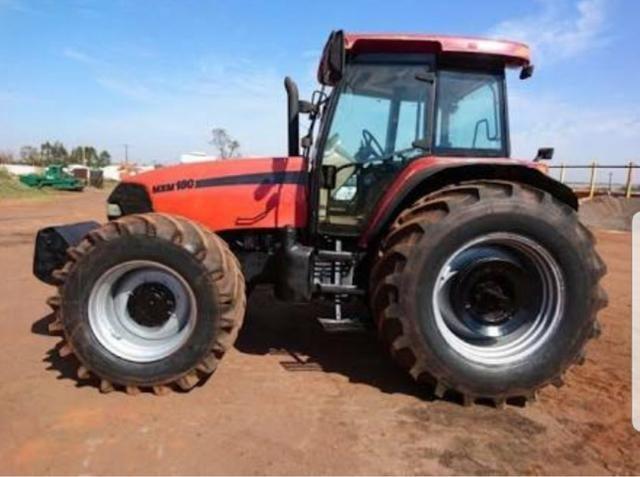 Trator Case 180 Max 4x4