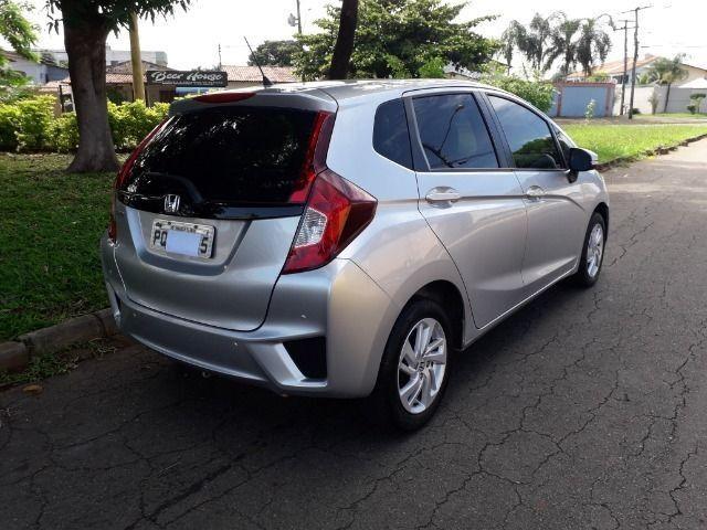 Honda Fit 15/16, automático, unica dona, Urgente R$ 45.900,00 - Foto 3