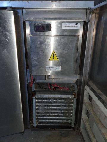 Vendo Balcão Refrigerado inox no estado  - Foto 4