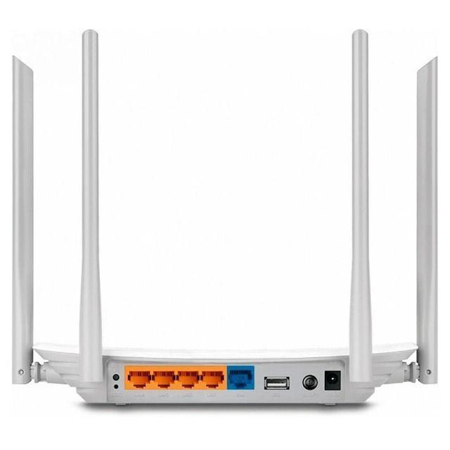 Roteador Wireless Dual Band Gigabit AC1200 TP-Link - Archer C5W - Loja Fgtec Informática - Foto 2