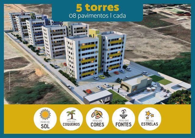 Residencial Grand Pátio 1 - Oportunidade: Entrada facilitada em até 80 meses - Foto 2
