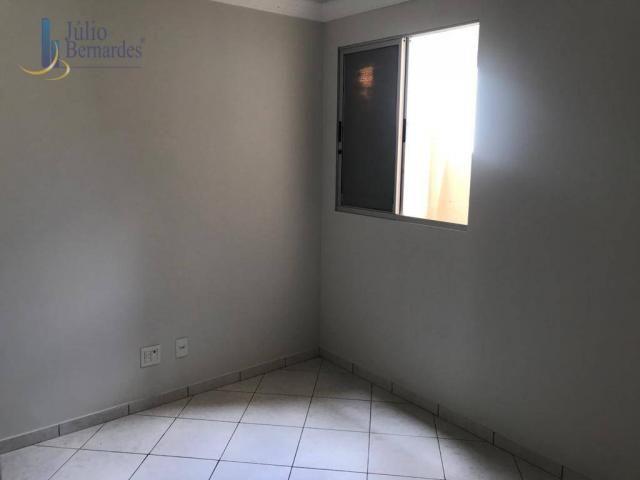 Apartamento com 2 dormitórios para alugar, 80 m² por R$ 800,00/mês - Morada do Sol - Monte - Foto 5