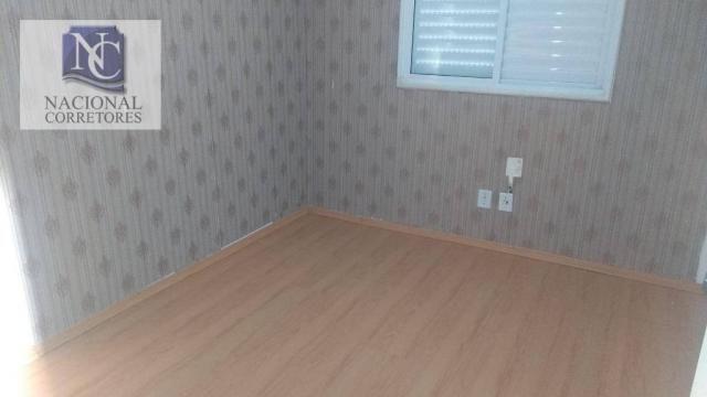 Apartamento com 2 dormitórios à venda, 50 m² por R$ 240.000,00 - Parque Erasmo Assunção -  - Foto 3