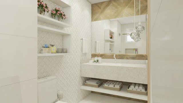 Apartamento 103 metros, m², 3 Quartos com Suíte Lazer Residencial Costa Azul, Águas Claras - Foto 15