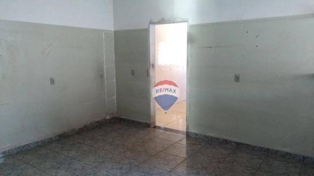 Casa 02 dormitórios e/ou salão comercial, locação, R$ 900,00 cada, Cosmópolis, SP - Foto 15
