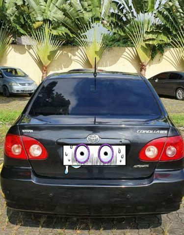 Corolla blindado 2007 - Foto 4