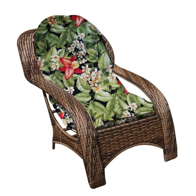 Conjunto De Poltronas Fibra Sintética Jardim Vime Cadeira - Foto 2