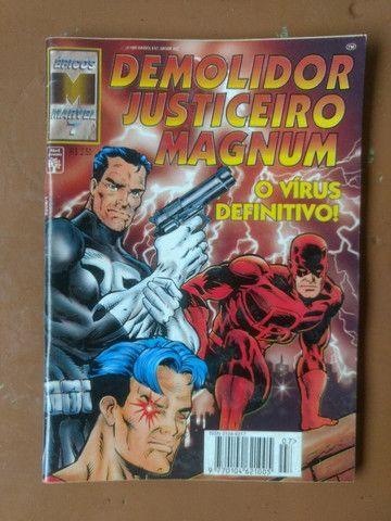 Epicos Marvel - 8 Revistas - Foto 3