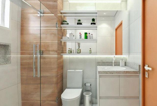 Apartamento 103 metros, m², 3 Quartos com Suíte Lazer Residencial Costa Azul, Águas Claras - Foto 13