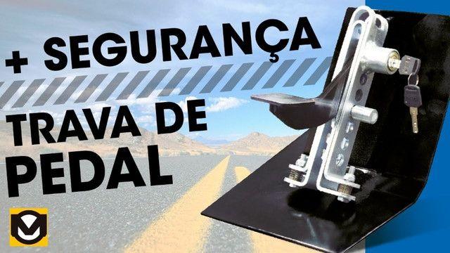 Trava Antifurto Pedal Embreagem ou Freio de uso universal. - Caruaru (PE) - Foto 2