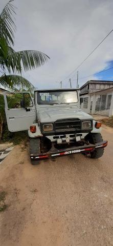 Toyota Bandeirante Ano. 89-R$:21 a Vista ou 24 se for troca.Esta em Sena Madureira-Acre - Foto 3