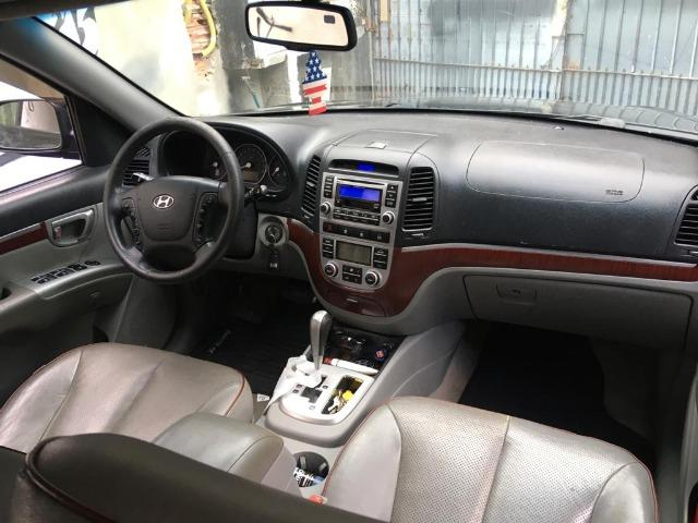 Santa Fe 2.7 mpfi gls 7 Lugares V6 24V Gasolina 4P Automático - Foto 16