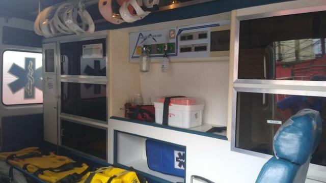 Ambulância Sprinter Básica Completa - Foto 11