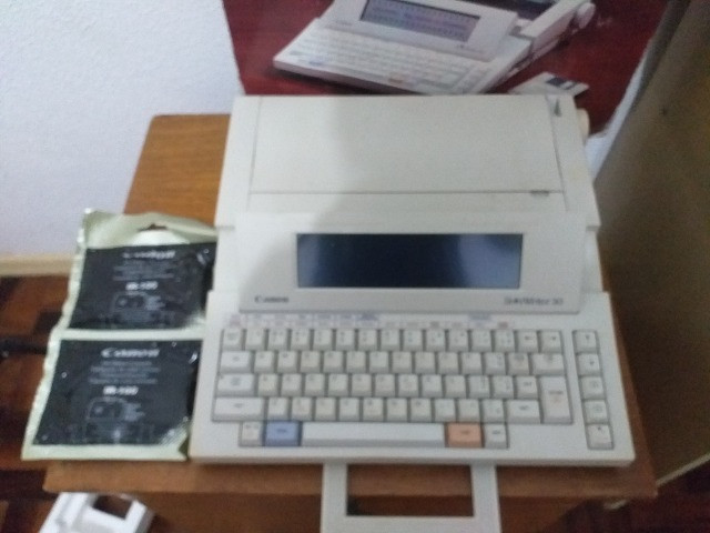 Máquina de datilografia elétrica elétrica St*rWriter 30 - Foto 3