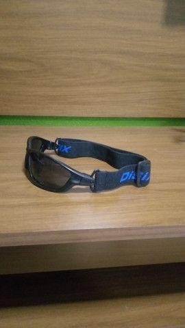 Kit óculos + 3 lentes esportivas Disix - Foto 4