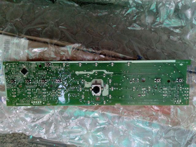 Placa interface bivolt (Brastemp / Consul 15kg) Original
