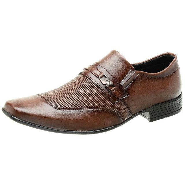 Sapato social confortável elegante e barato  - Foto 2