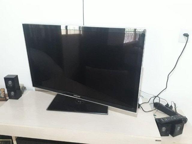 """Tv 40"""" Led Samsung - Foto 3"""